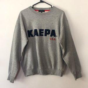 2/$20 Kaepa USA Brand Crewneck Sweater